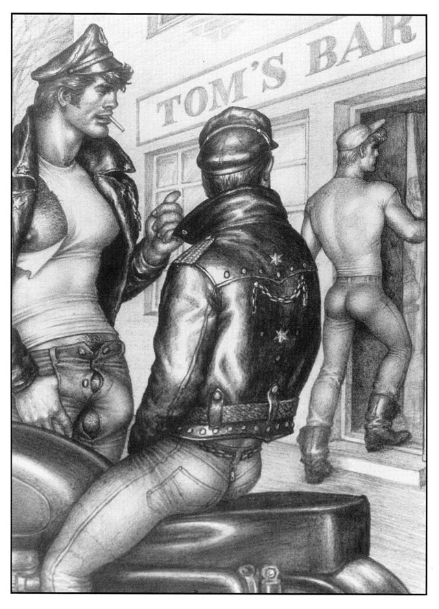 Tom Of Finland: Bar